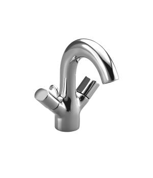 Oblo Two-Handle Lavatory Faucet